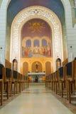 Church of Saint Peter in Gallicantu . Israel. Royalty Free Stock Photo