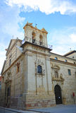 Church of Saint Peter Martyr in Lucena, province of Cordoba, Spain Royalty Free Stock Photos