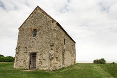 Church of Saint-Peter-on-the-Wall. Is one of the oldest church's in england and still in use Royalty Free Stock Image