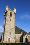 Church in Saint-Pierre-Eglise Stock Images