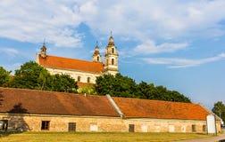 Church of Saint Raphael in Vilnius Royalty Free Stock Photography