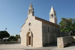 Church of Saint Roch stock images