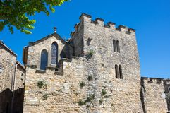 The Church of Saint-Roch Stock Image