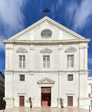 Church of Saint Roch - Lisbon, Portugal Stock Image