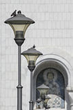 Church of Saint Sava in Belgrade Royalty Free Stock Photography