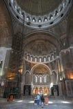 Church Of Saint Sava Interior, Belgrade, Serbia Stock Image