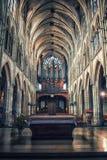 Church Saint-Severin in Paris Stock Photo