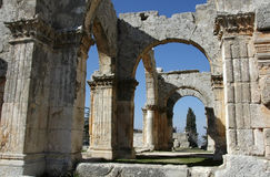 Church of Saint Simeon Stylites Royalty Free Stock Image
