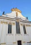 Church of Saint Simon and Saint Jude, Prague stock photos