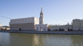 Church of Saint Sophia on the embankment of the Moskva River in Moscow, Russia Stock Photography