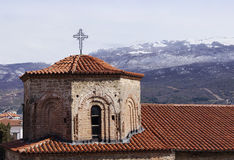 Church of Saint Sophia Royalty Free Stock Image