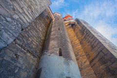 The church of Saint Spirit in Ronda Royalty Free Stock Photo