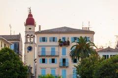 Church of Saint Spyridon of Trimythous (1590), Corfu city Royalty Free Stock Photography