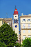 Church of Saint Spyridon of Trimythous (1590), Kerkyra, Corfu is Stock Photography