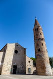 Church Saint Stefano in Caorle Royalty Free Stock Photos