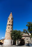 Church Saint Stefano in Caorle Royalty Free Stock Image