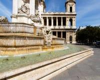 Church of Saint Sulpice, Paris, France i Stock Image