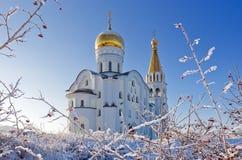 Church of Saint Tatiana Stock Photos