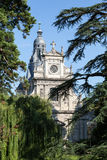 The Church of Saint Vincent in Blois Royalty Free Stock Image