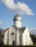 Church of Saint Vlasiy  (15th  century) Stock Photography