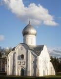 Church of Saint Vlasiy  (15th  century) Stock Photography