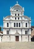 Church of Saint Zachary in Castello, Venice, Italy Royalty Free Stock Image