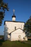 Church of Saints Boris and Gleb. Built in 1152. Kideksha. Russia Stock Images