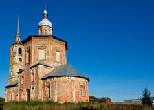 Church of Saints Boris and Gleb, Suzdal, Russia Royalty Free Stock Photography
