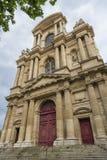 Church of Saints Gervasius and Protasius Stock Image