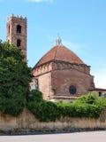 Church of Saints John and Reparata, Lucca, Italy Stock Photo