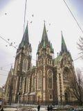 Church of Saints Olga and Elizabeth royalty free stock images