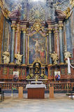 Church of Saints Peter and Paul. (order of Jesuits) in Lviv, Ukraine Royalty Free Stock Photos