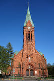 Church of Saints Peter and Paul in Bydgoszcz Stock Photography