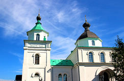 Church of Saints Peter and Paul Church in Minsk Royalty Free Stock Photography