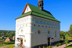 Church of Saints Petr and Pavel in Chigirin. Ukraine Royalty Free Stock Images