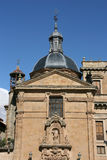Church in Salamanca Stock Image
