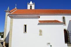 Church of Salir in the Algarve Stock Photos