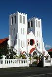 Church in Samoa. Catholic Church in Apia, Samoa Stock Photography