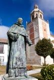 Church of San Andres Royalty Free Stock Photos