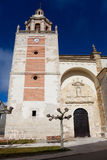Church of San Andres Royalty Free Stock Photography