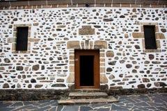 Church of San Andres de Teixido Stock Photography