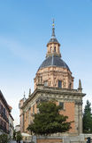 Church of San Andres, Madrid Stock Images