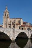 Church of San Anton royalty free stock photos