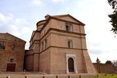Church San Bernardino - Urbino Stock Image