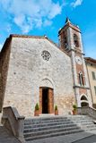 Church of San Biagio Royalty Free Stock Photography