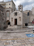 Church of San Biagio Matera Italy Royalty Free Stock Photography