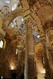 Church of San Cataldo Palermo Sicily Italy Stock Photos