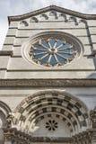 The church of San Cristoforo, Lucca, Italy Stock Photo