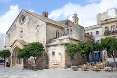 Church of San Dionisio in Jerez de la Frontera, Spain Stock Photos