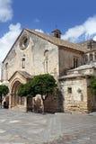 Church of San Dionisio in Jerez de la Frontera, Spain Stock Images